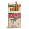 Derringer Filtered Full Flavor Cigars (10 Packs of 20) - Natural