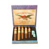 Cigar Samplers San Cristobal Paradise Assortment Cigars (Box of 5 Plus Lighter)