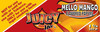 Juicy Jay's Mello Mango 1.25 Flavored Hemp Rolling Papers Single