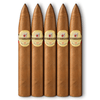 Baccarat Belicoso Cigars - 6.12 x 54 (Pack of 5)
