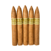 El Galan Campechano Torpedo Cigars - 6 x 52 (Pack of 5)