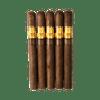 El Galan Campestre Churchill Maduro Cigars - 7 x 48 (Pack of 5)