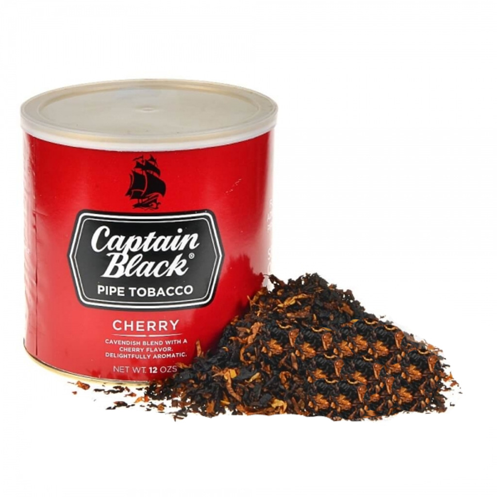 Captain Black Cherry Pipe Tobacco