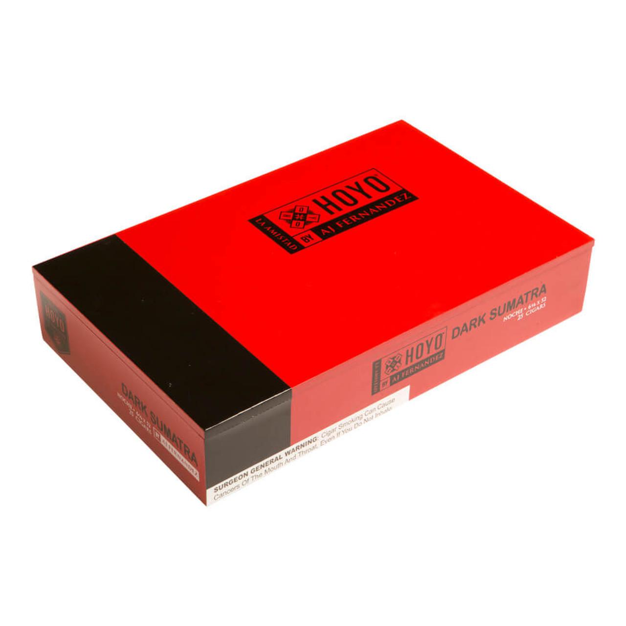 Hoyo La Amistad Dark Sumatra Noche Cigars - 6.5 x 52 (Box of 25)