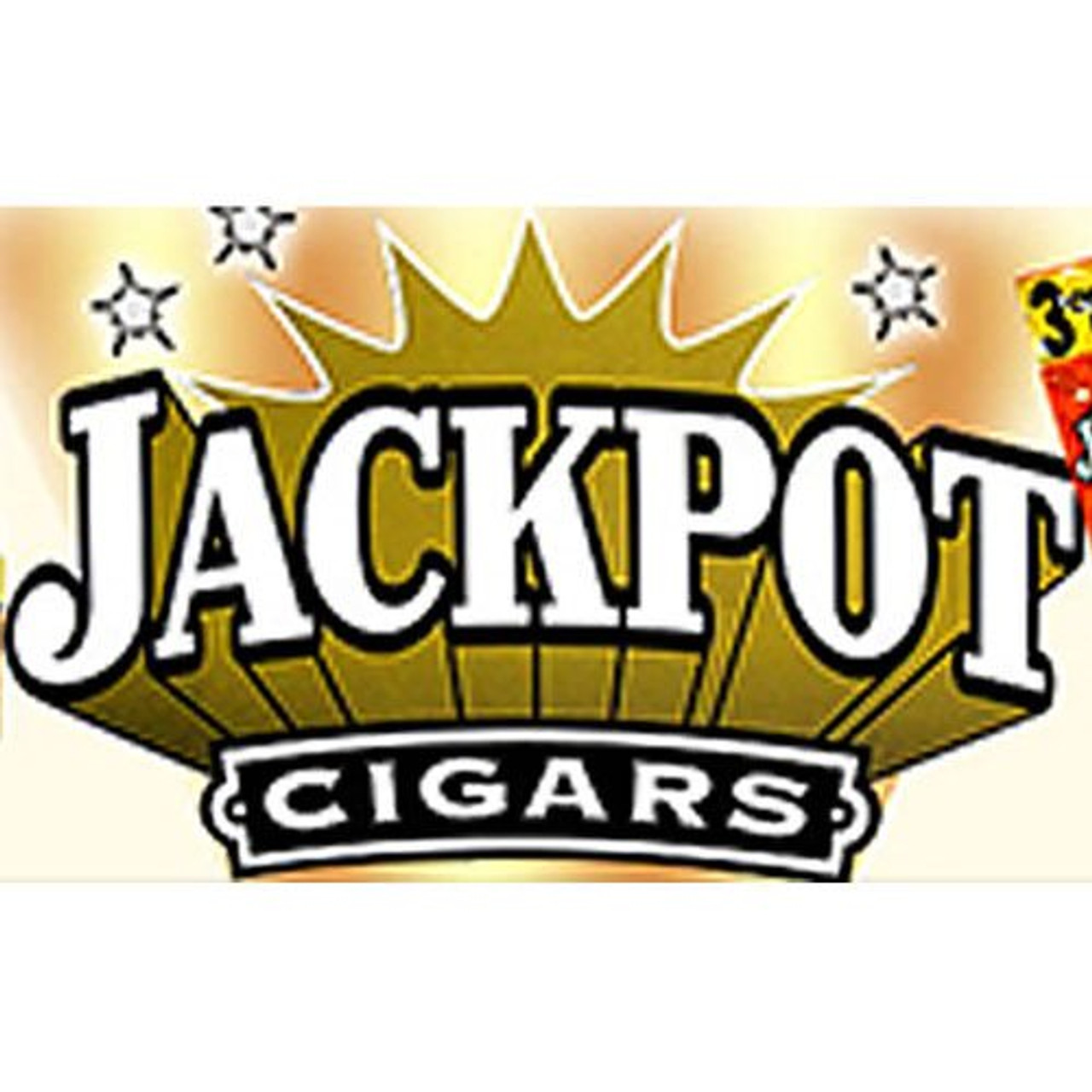 Jackpot Cigarillo Pineapple Cigars - 4.69 x 28 (15 Packs of 3 (45 total))