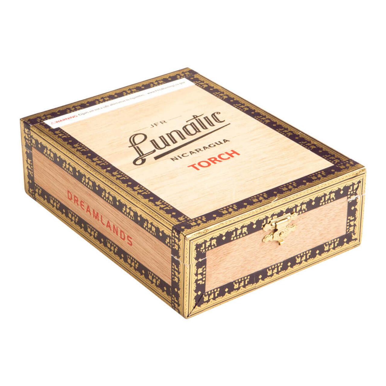 Casa Fernandez JFR Lunatic Torch Dreamlands Cigars - 6.5 x 60 (Box of 10)