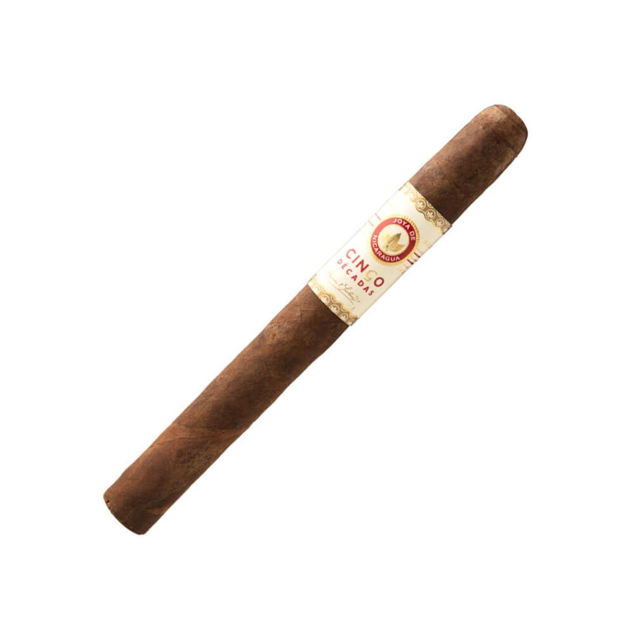Joya de Nicaragua Cinco Decadas El General Cigars - 7 x 50 (Box of 10)