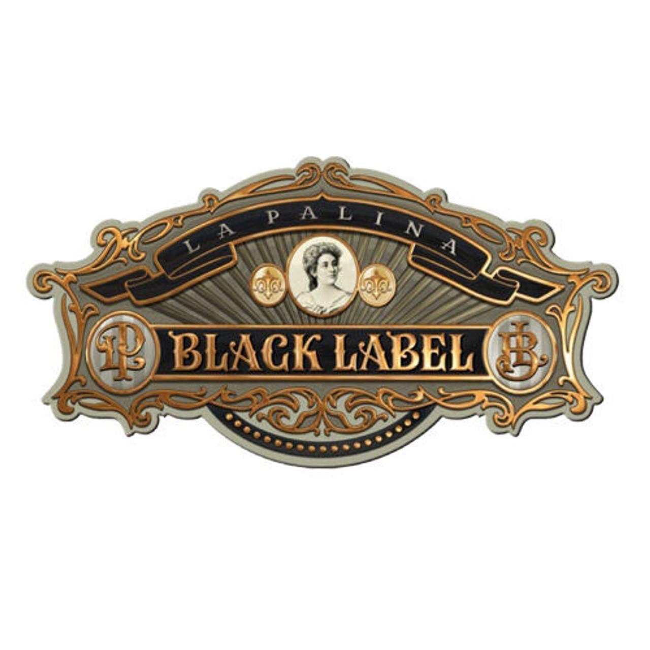 La Palina Black Label Toro Cigars - 6 x 50 (Pack of 5)