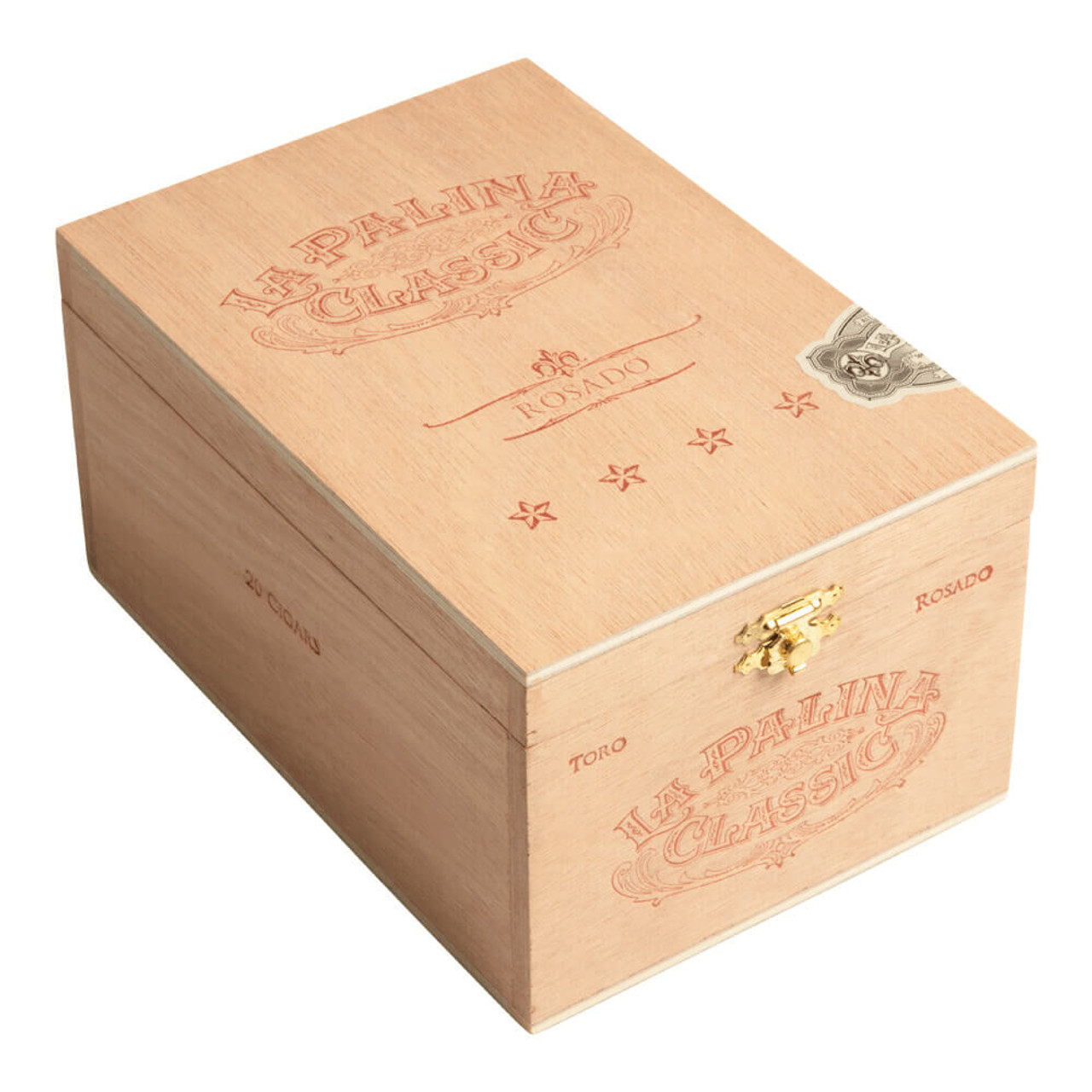 La Palina Classic Rosado Lonsdale Cigars - 6.5 x 44 (Box of 20)
