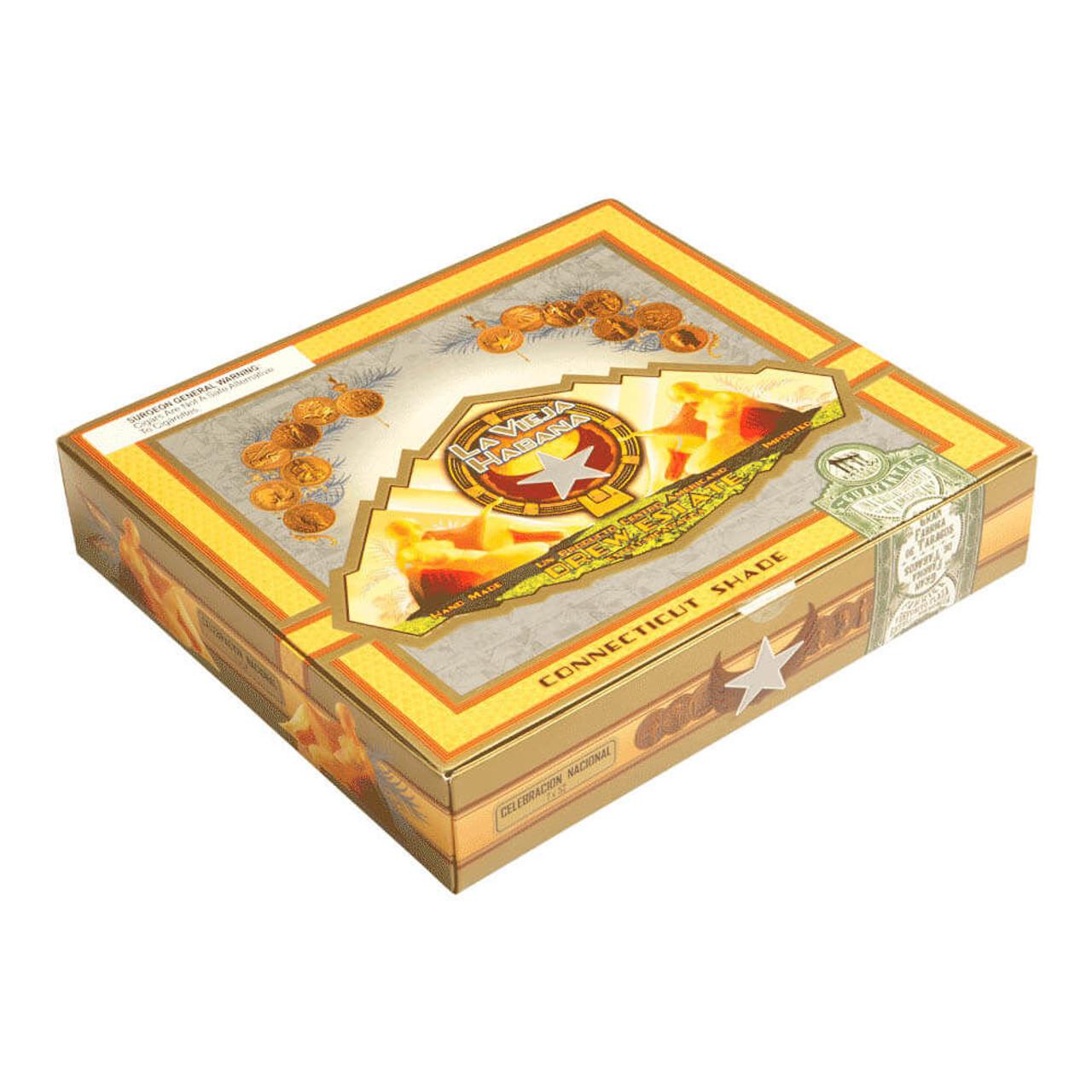 La Vieja Habana Celebracion CT Cigars - 7 x 52 (Box of 20)