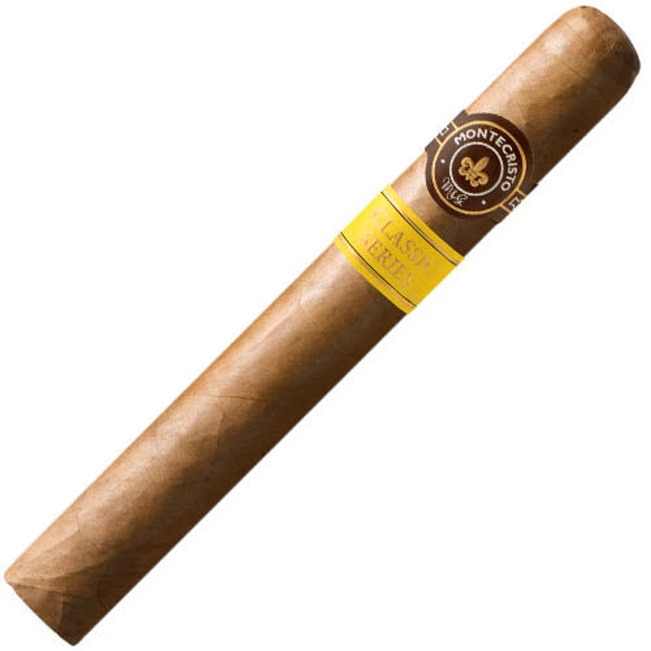 Montecristo Classic Toro Cigars - 6 x 52 (Pack of 5)