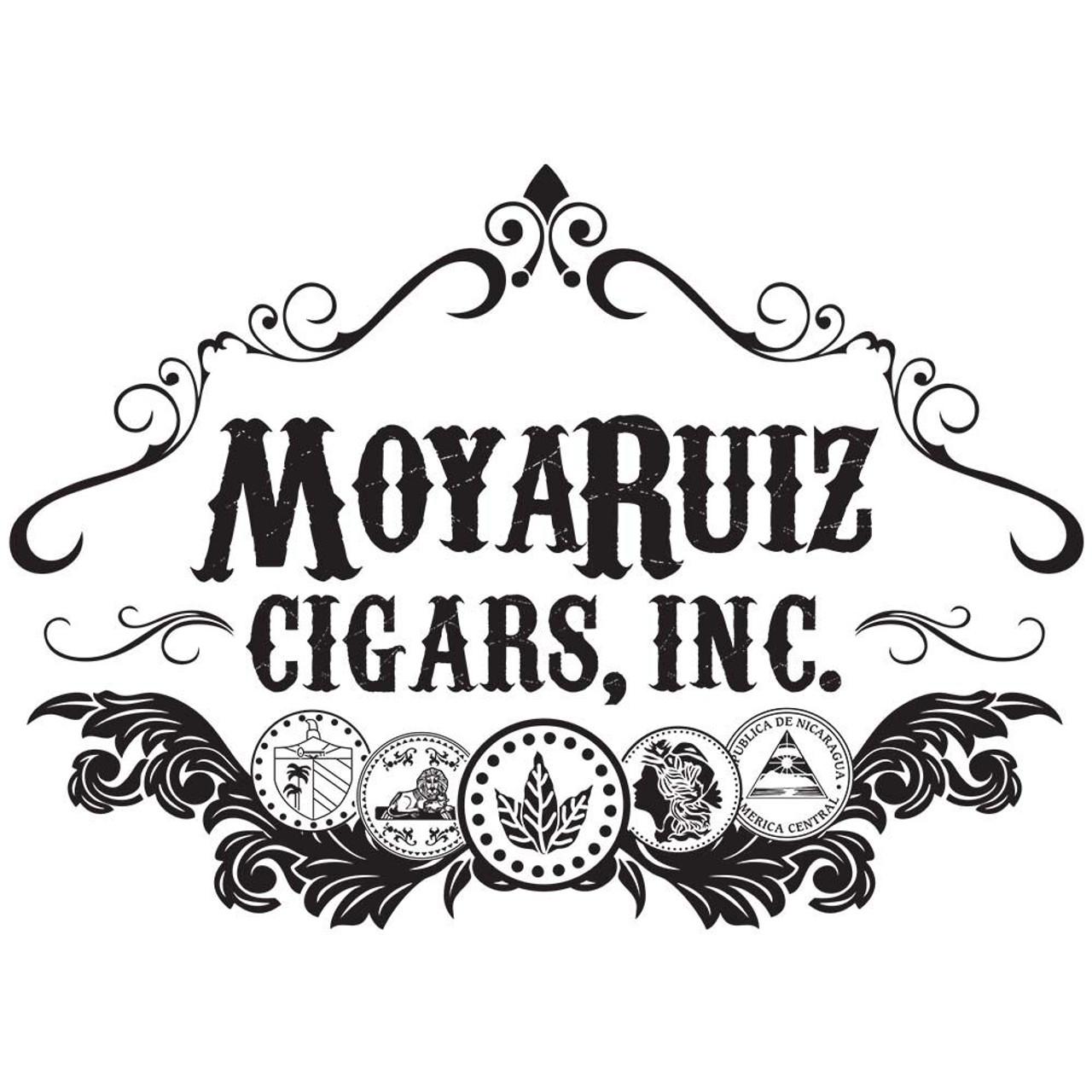 Moya Cigars Fumas Maduro Cigars - 6 x 45 (Cylinder of 18)