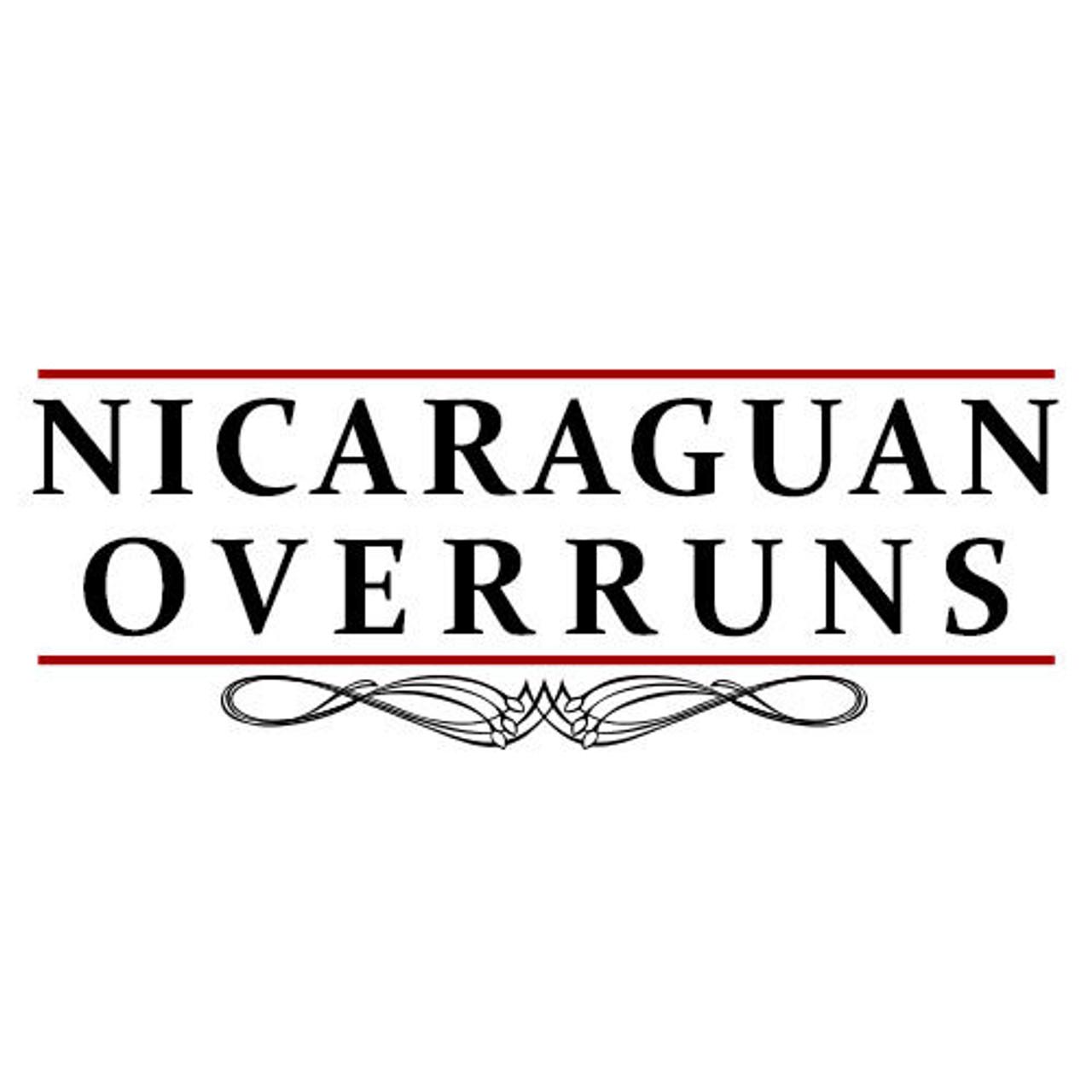 Nicaraguan Overruns Connecticut Torpedo Cigars - 6.5 x 52 (Bundle of 20)