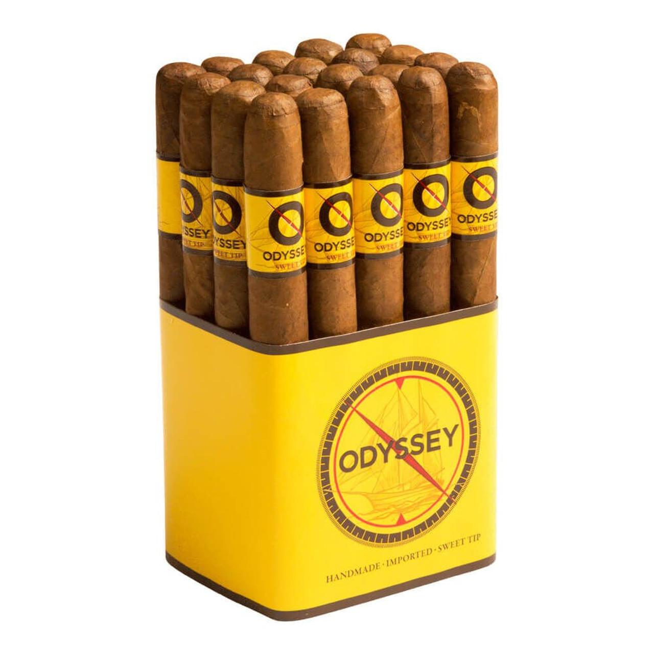 Odyssey Sweet Tip Robusto Cigars - 5 x 50 (Bundle of 20)