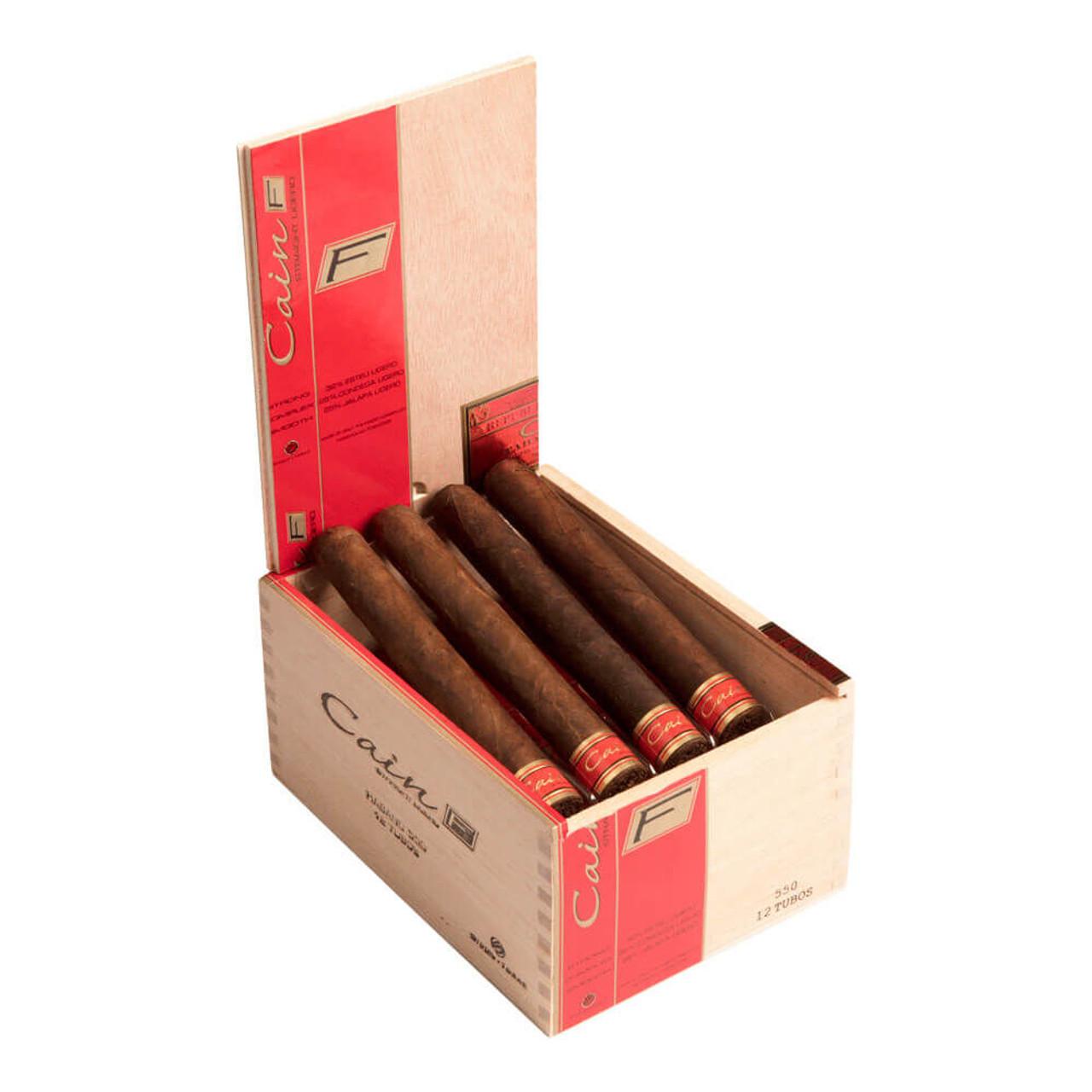 Oliva Cain F 550 Tubo Cigars - 5.75 x 50 (Box of 12)
