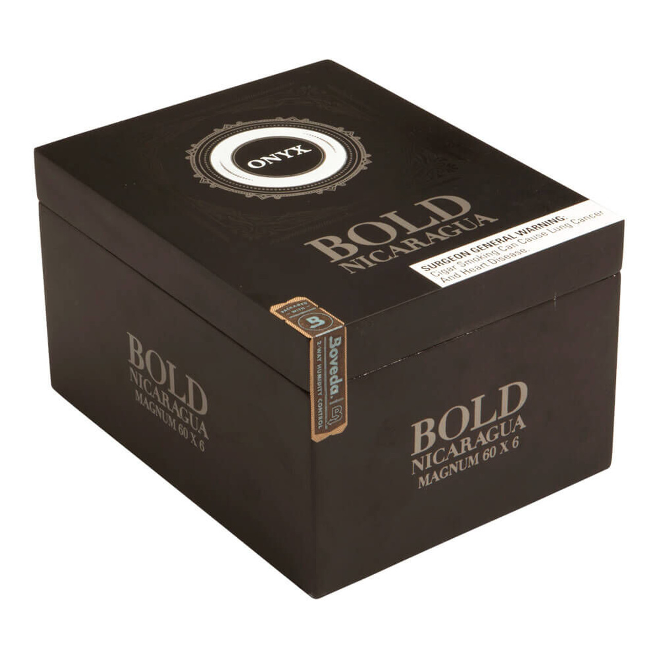 Onyx Bold Nicaragua Magnum Cigars - 6 x 60 (Box of 20)