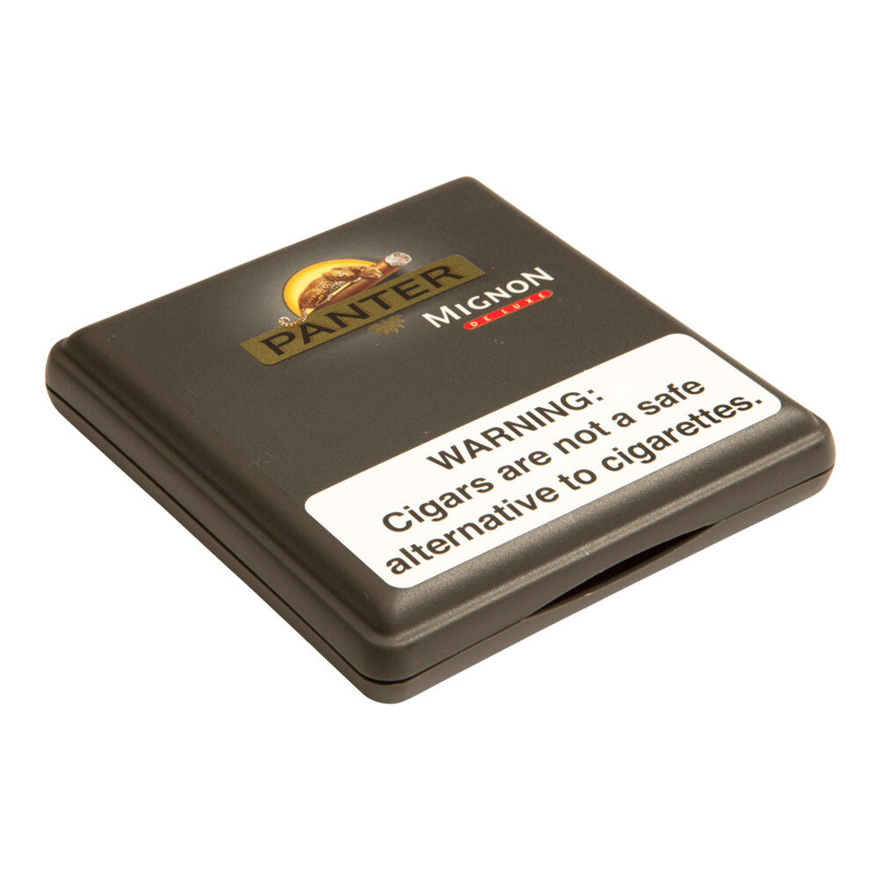 Panter Mignon Deluxe Cigars - 3.5 x 20 (10 Tins of 20 (200 total))