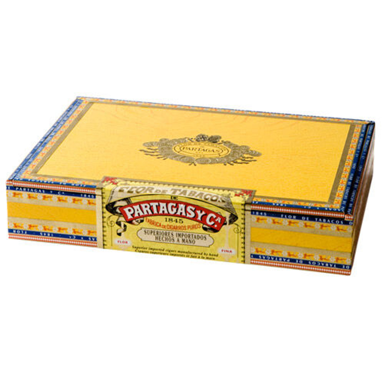 Partagas Fabulosos Cigars - 7 x 52 (Pack of 5)