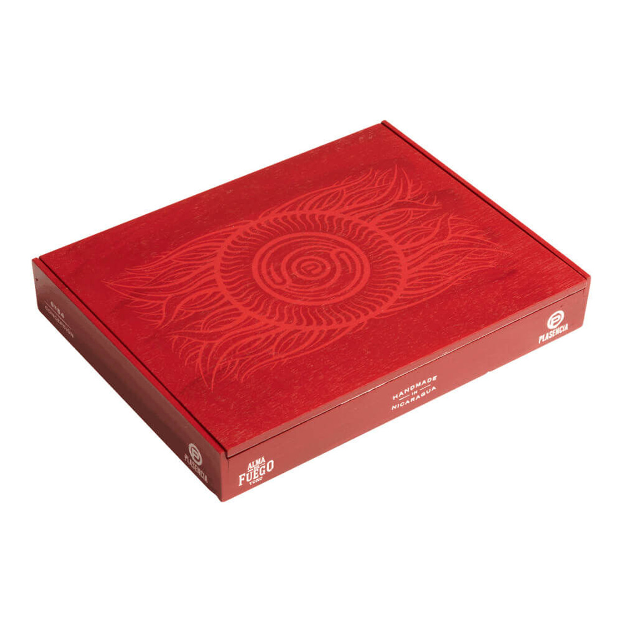 Plasencia Alma Del Fuego Concepcion Toro Cigars - 6 x 54 (Box of 10)
