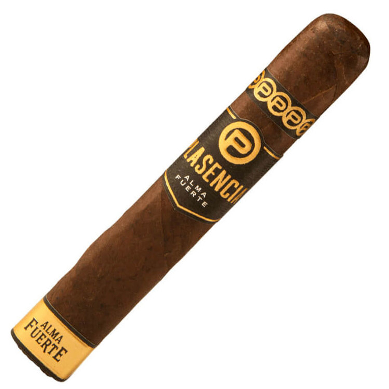 Plasencia Alma Fuerte Robusto Cigars - 5.25 x 52 (Box of 10)