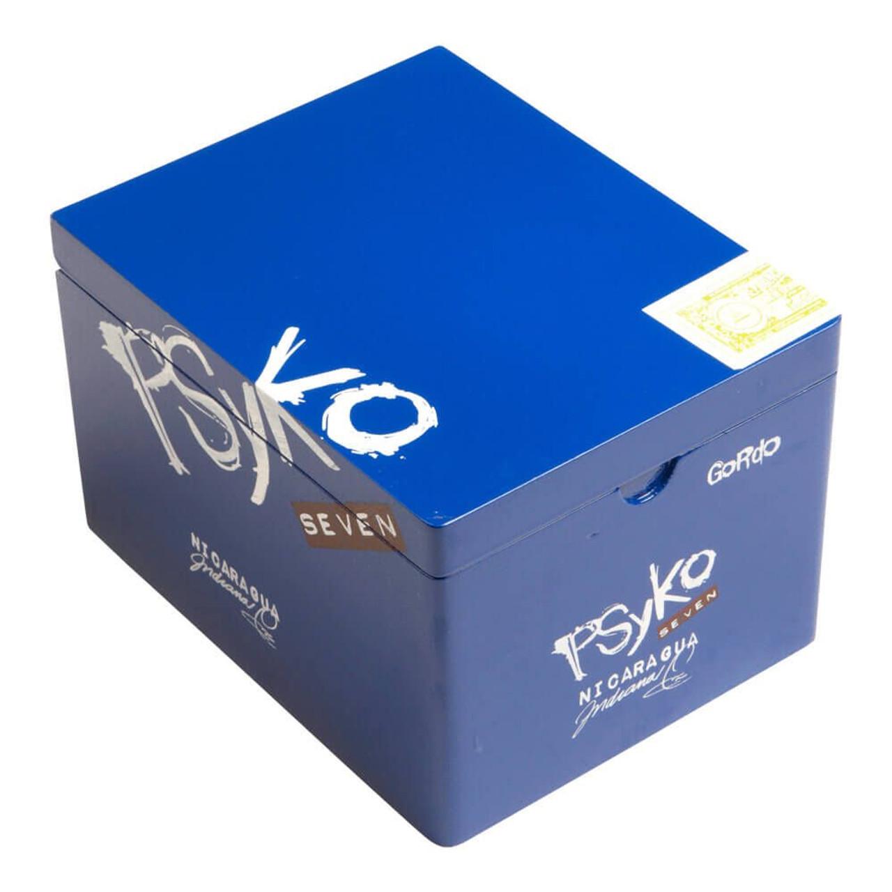 Psyko Seven Nicaragua Robusto Cigars - 5 x 50 (Box of 20)