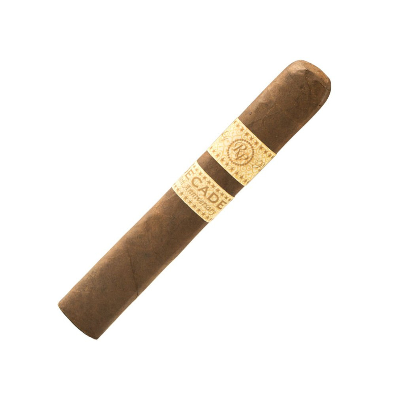 Rocky Patel Decade Robusto Cigars - 5 x 50 (Pack of 5)