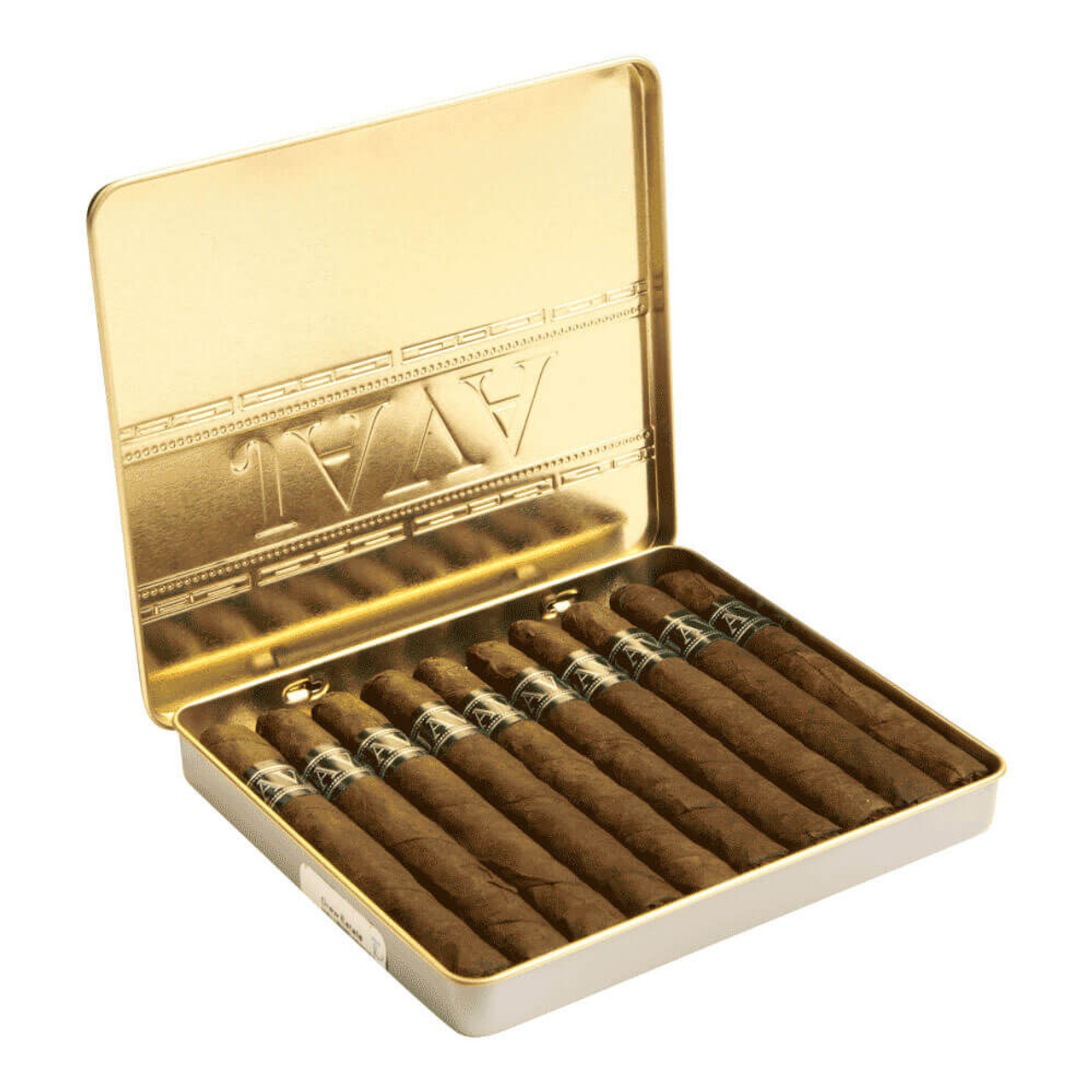 Rocky Patel Java Mint X Press Tin Cigars - 4 x 32 (5 Tins of 10 (50 total))