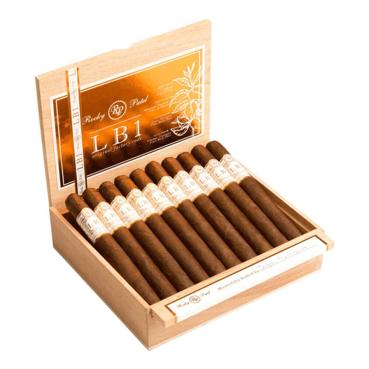 Rocky Patel LB1 Toro Cigars - 6.5 x 52 (Box of 20)