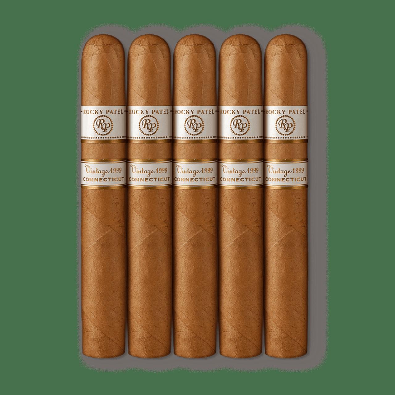 Rocky Patel Vintage 1999 Robusto Cigars - 5.5 x 50 (Pack of 5)