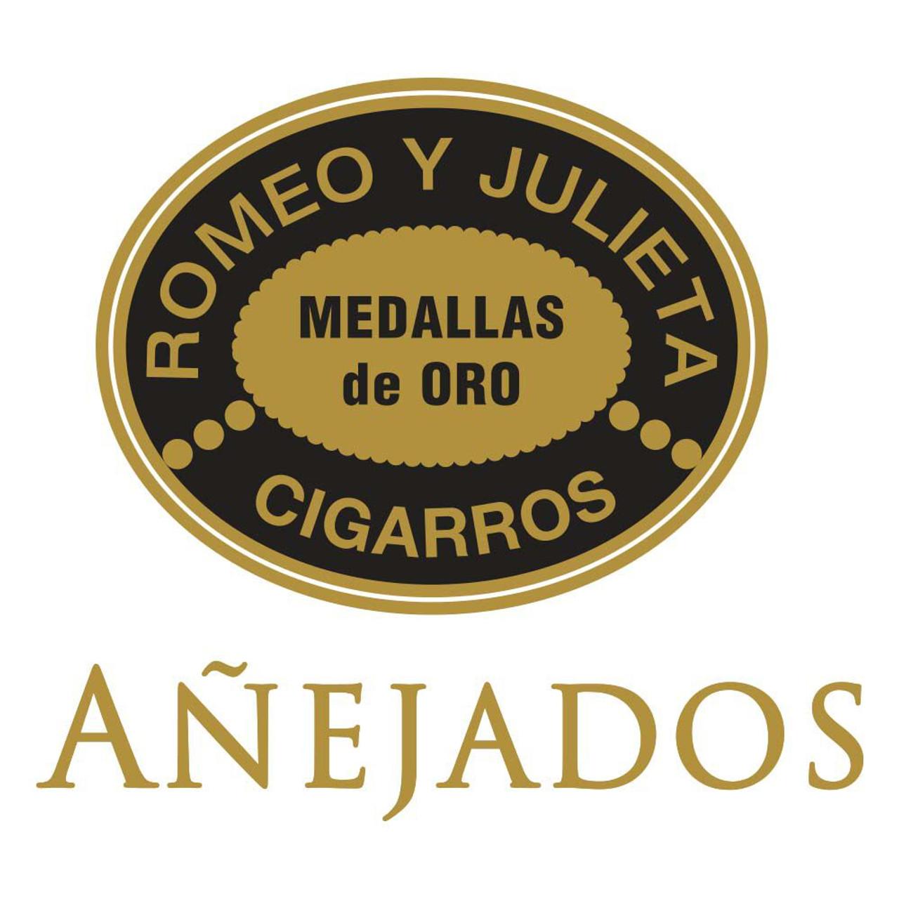 Romeo y Julieta Anejados Robusto Cigars - 5 x 50 (Box of 10)