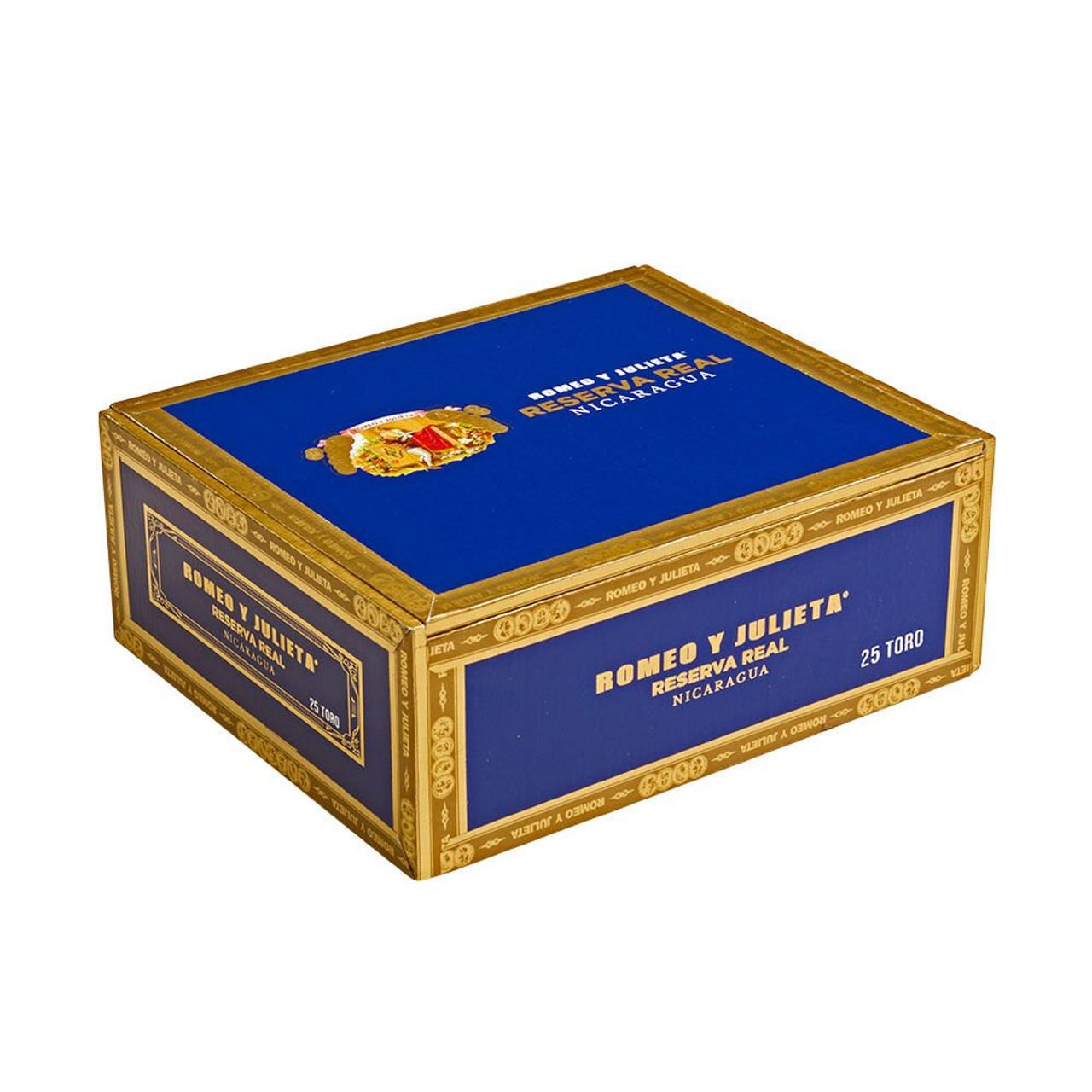 Romeo y Julieta Reserva Real Nicaragua Magnum Cigars - 6 x 60 (Box of 20)