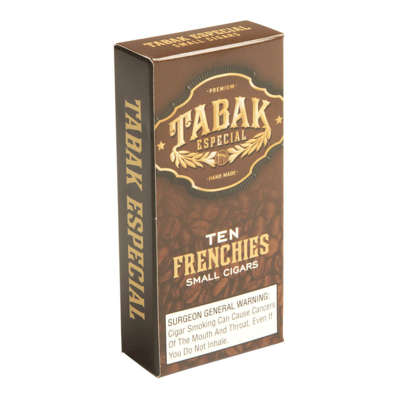 Tabak Especial by Drew Estate Frenchies Cigars - 3.75 x 20 (10 Packs of 10 (100 total))