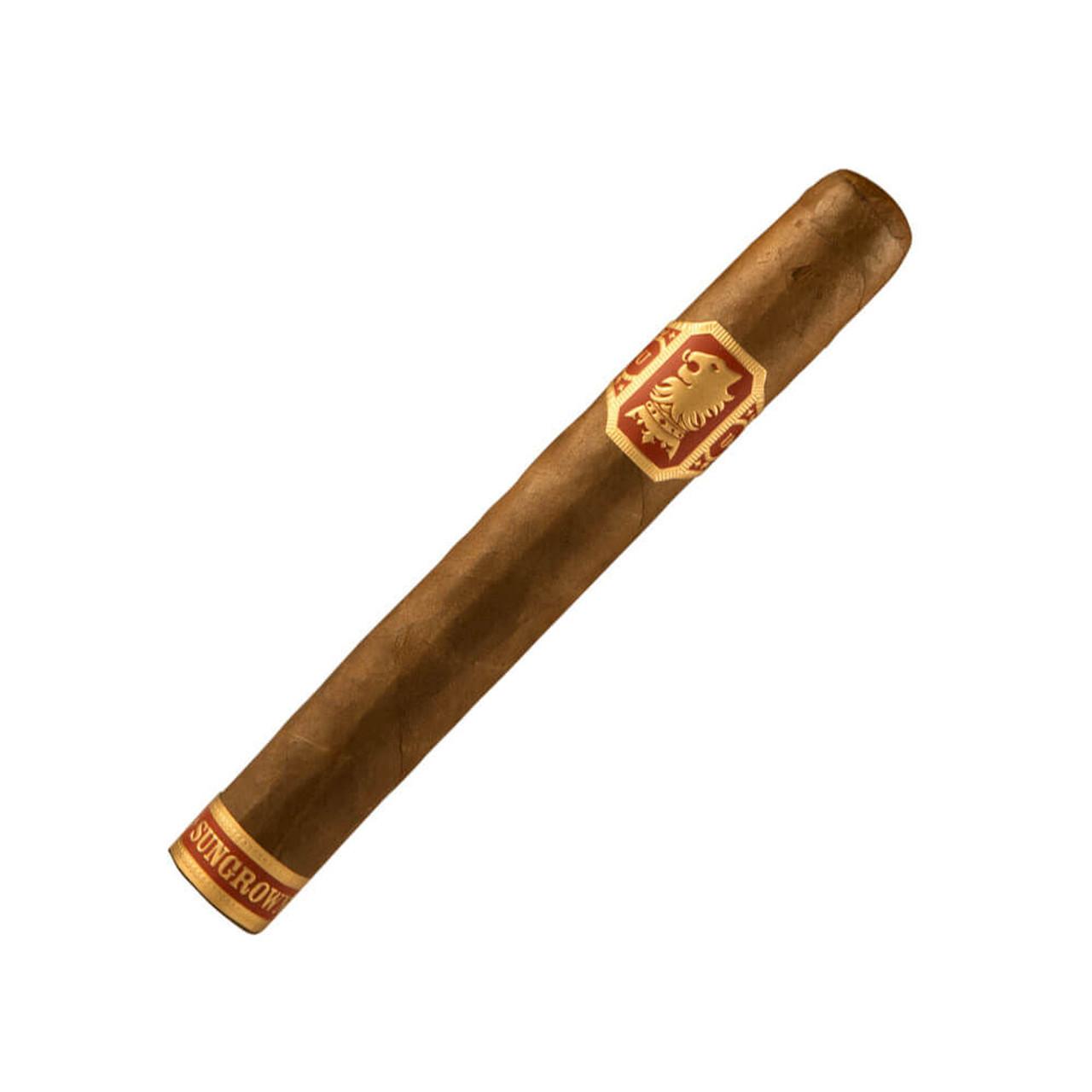 Undercrown Sun Grown Gran Toro Tubo Cigars - 6 x 50 (Box of 25)