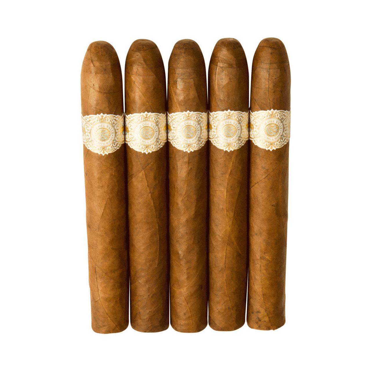 Warped Flor del Valle Seleccion De Valle Cigars - 6 x 52 (Pack of 5)