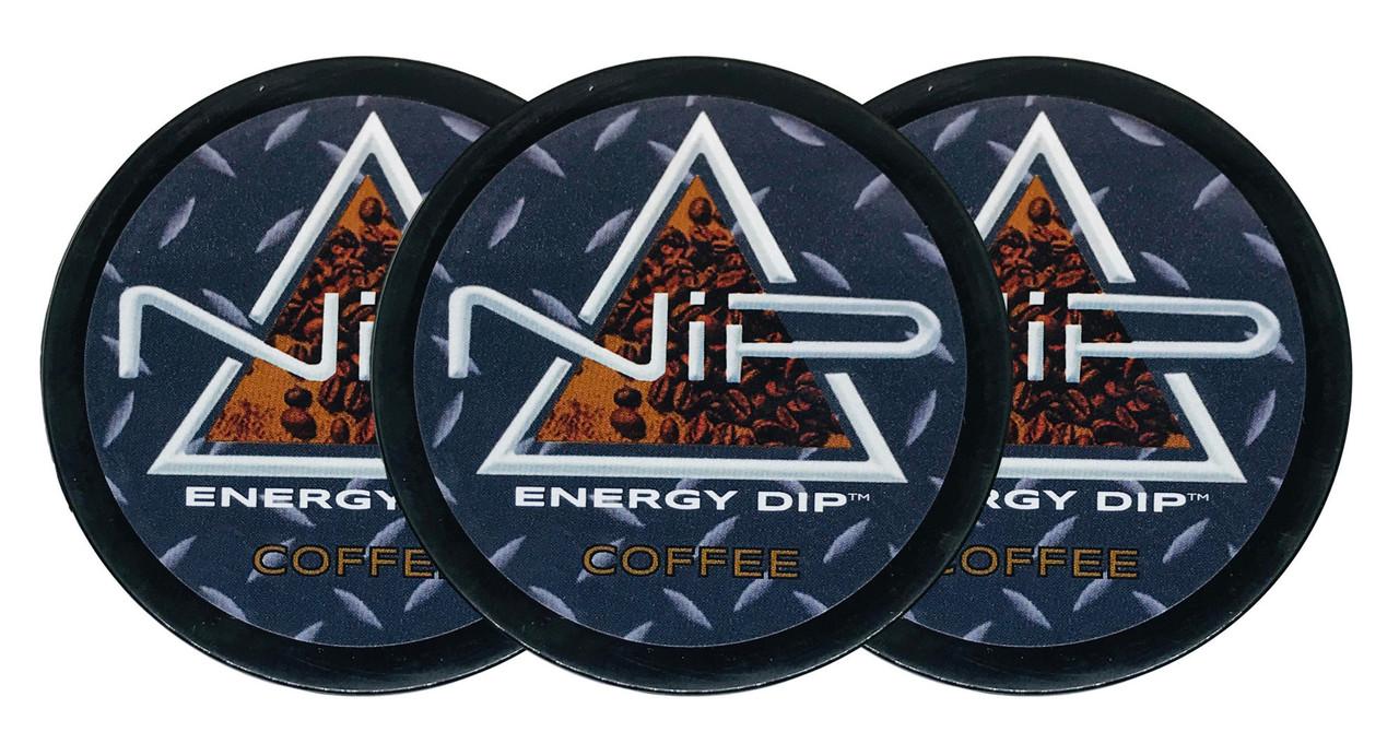 Nip Energy Dip Coffee 3 Cans