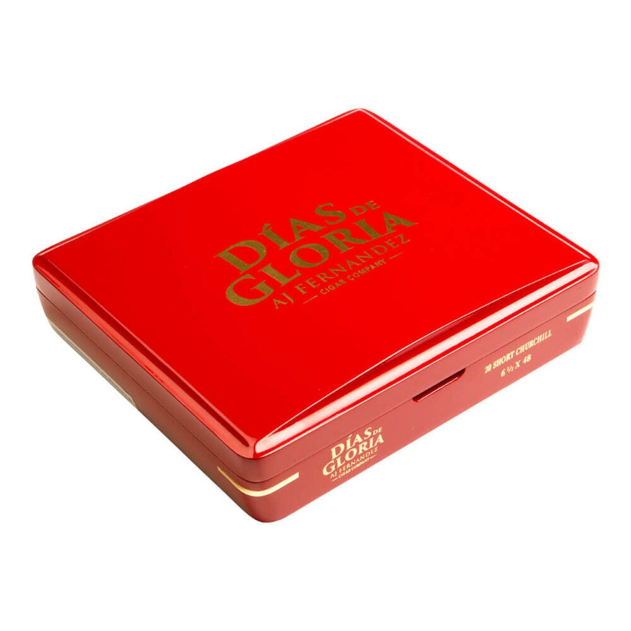 AJ Fernandez Dias de Gloria Short Churchill Cigars - 6.5 x 48 (Box of 20)