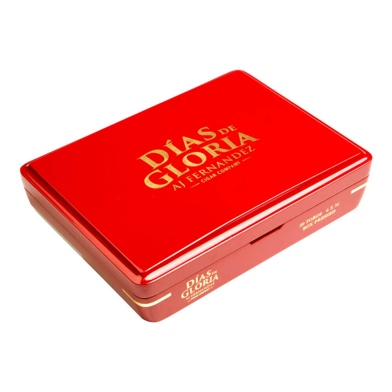 AJ Fernandez Dias de Gloria Toro Cigars - 6.0 x 56 (Box of 20)