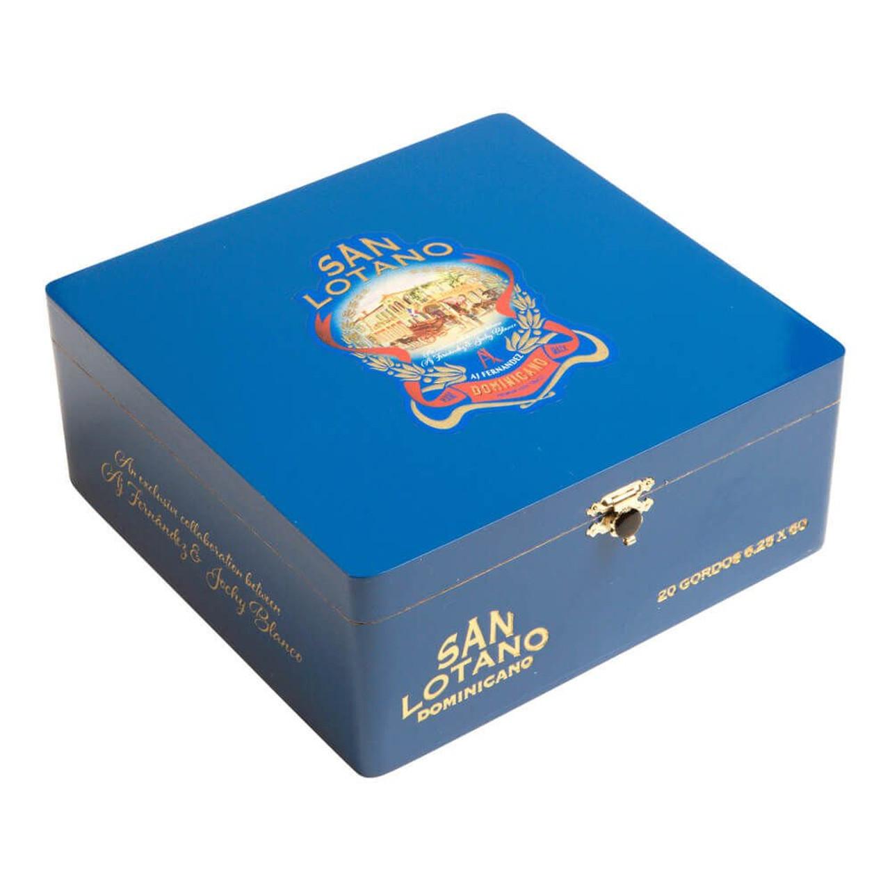 AJ Fernandez San Lotano Dominicano Robusto Cigars - 5.0 x 50 (Box of 20)