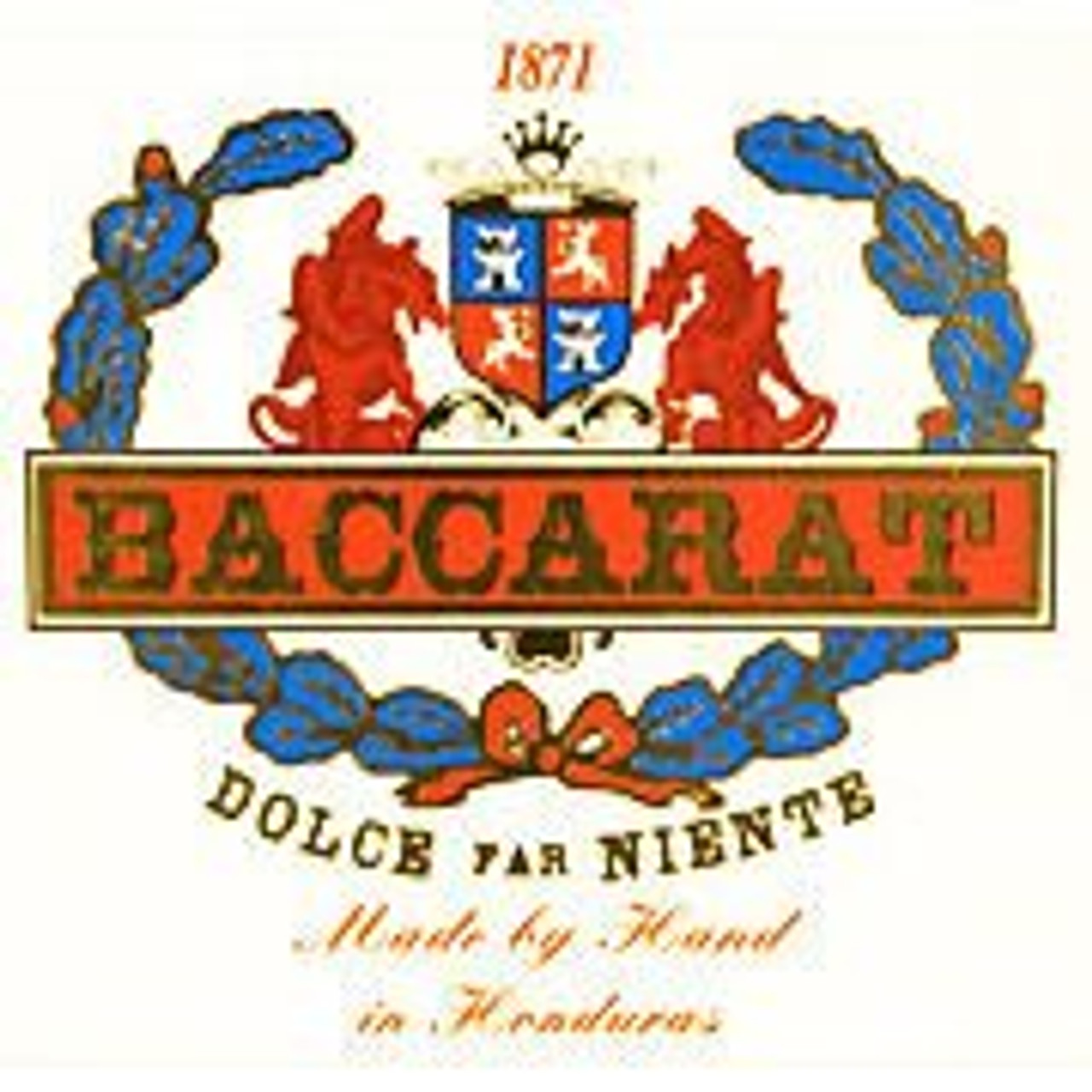 Baccarat Rothschild Fresh Pack Cigars - 5.0 x 50 (Pack of 6)