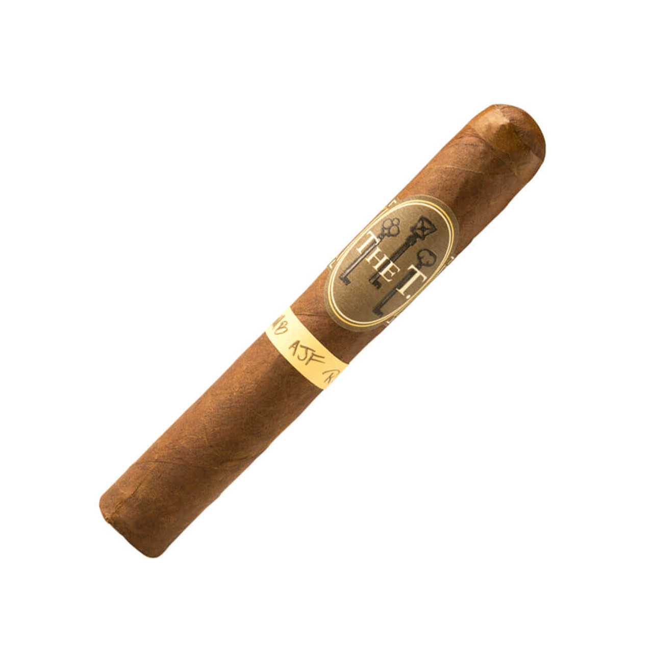 Caldwell The T. Sun Grown Double Robusto Cigars - 5.5 x 54 (Box of 20)