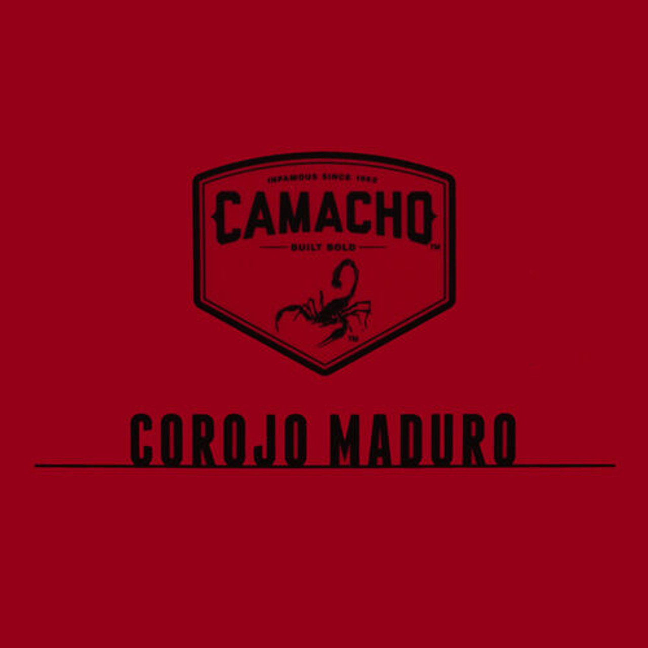 Camacho Corojo Maduro Churchill Cigars - 7.0 x 48 (Bundle of 20)