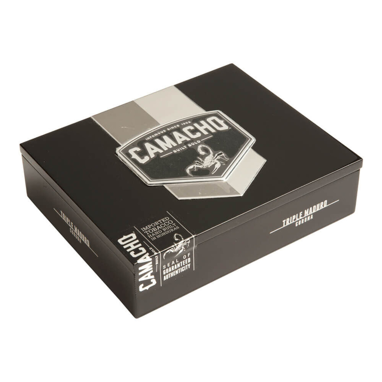Camacho Triple Maduro Corona Cigars - 5.5 x 44 (Box of 20)