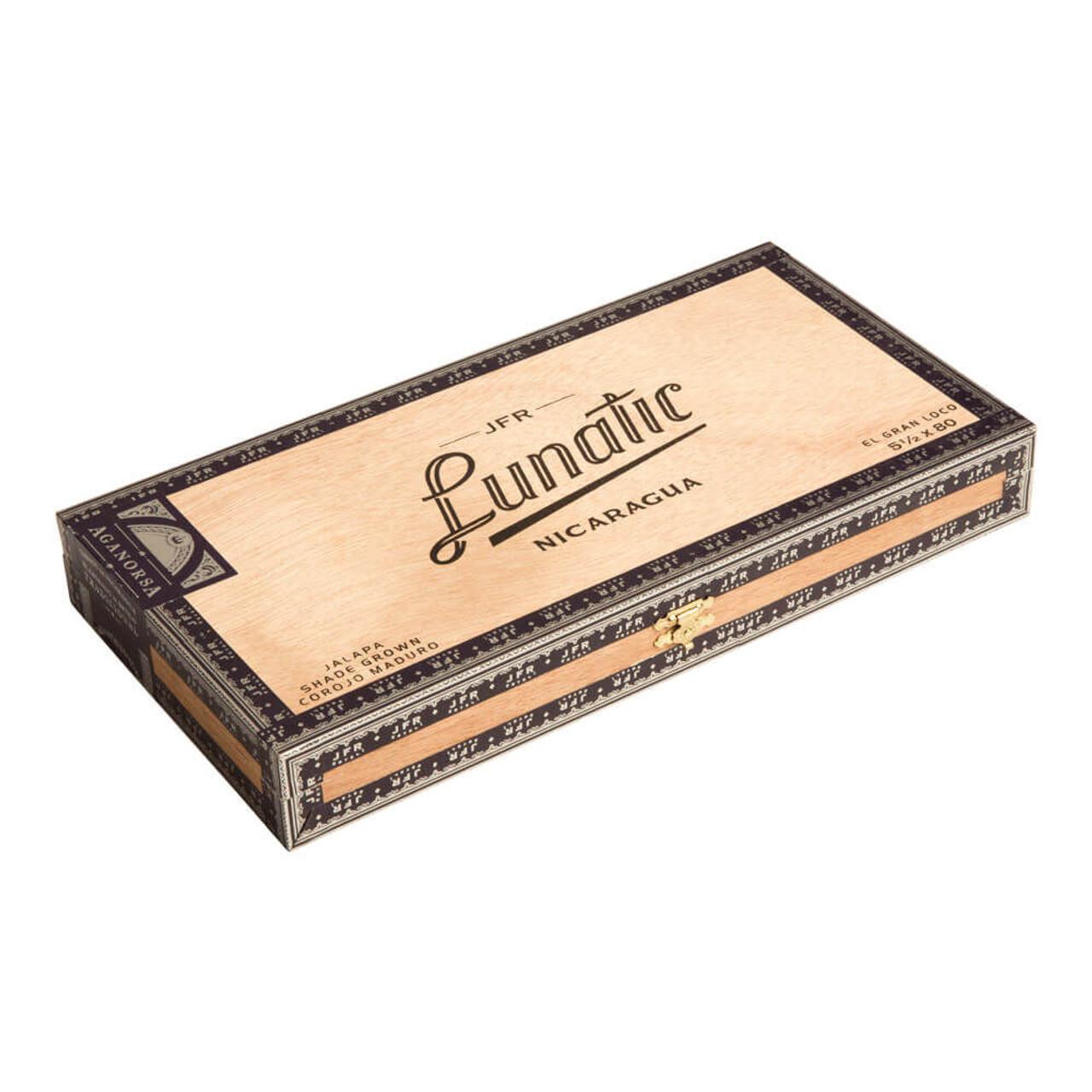 Casa Fernandez JFR Lunatic Loco Maduro El Gran Loco Cigars - 5.5 x 80 (Box of 10)