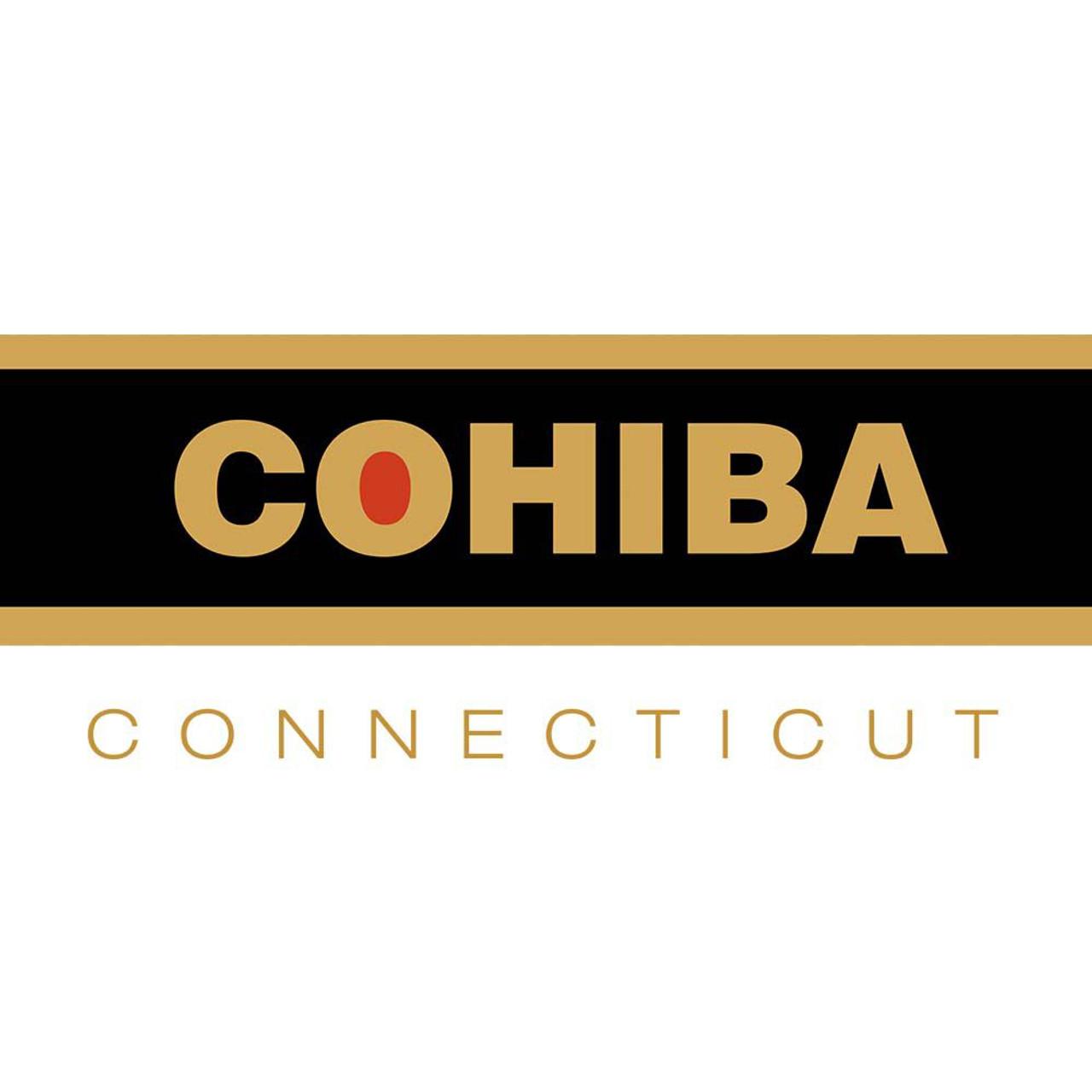 Cohiba Connecticut Gigante Cigars - 6.0 x 60 (Pack of 5)