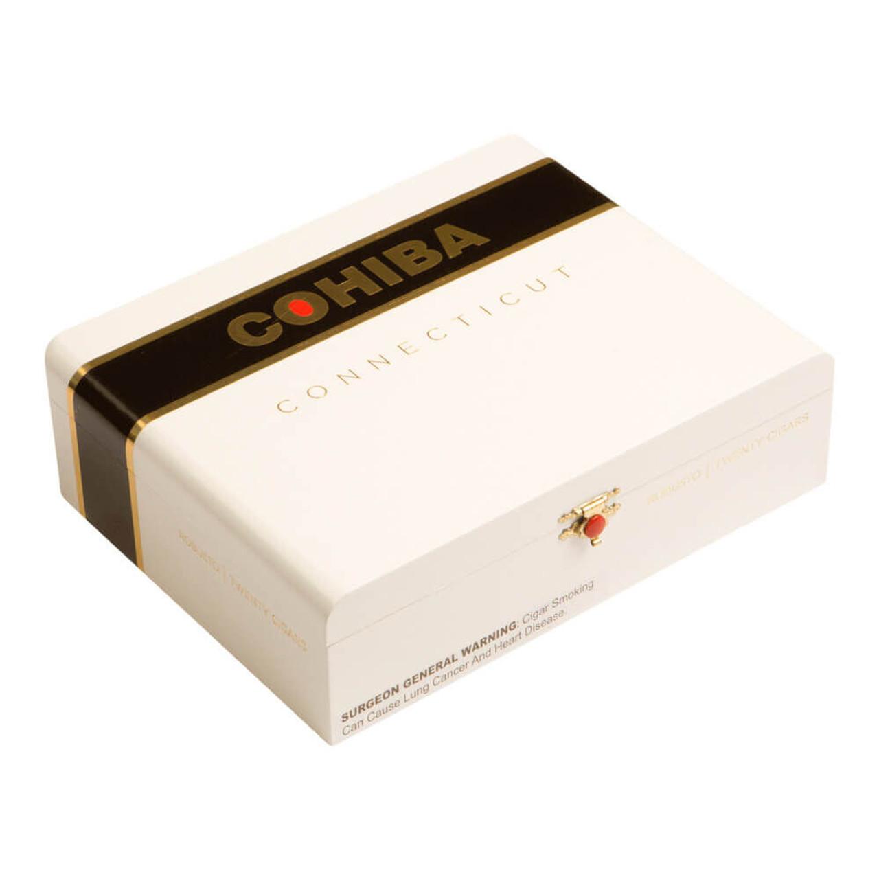 Cohiba Connecticut Robusto Cigars - 5.5 x 50 (Box of 20)