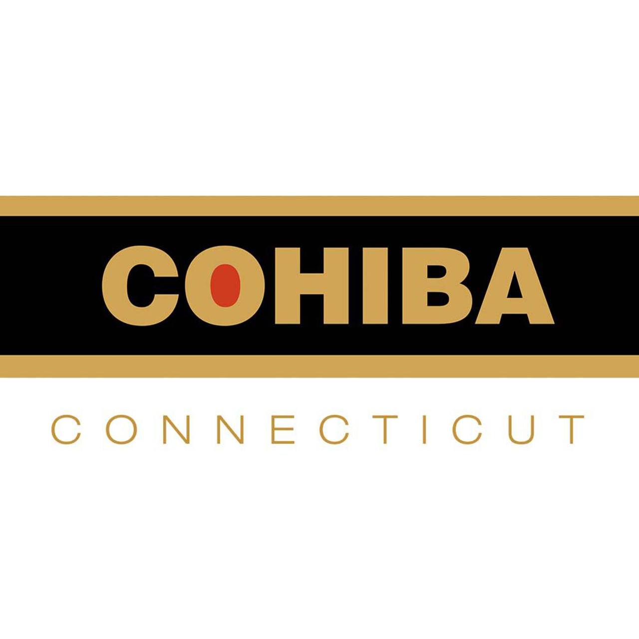 Cohiba Connecticut Robusto Tubo Cigars - 5.0 x 50 (Box of 10)