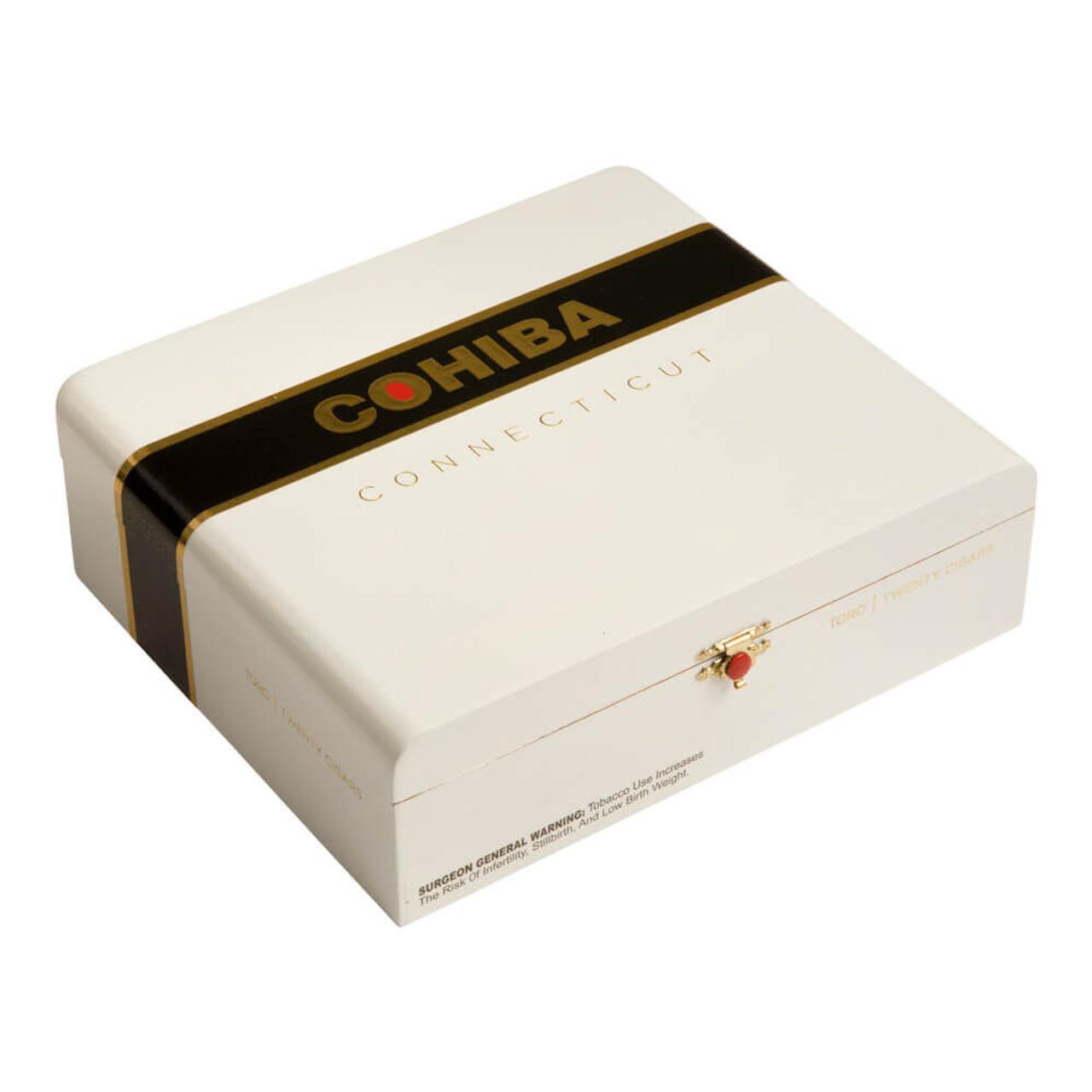 Cohiba Connecticut Toro Cigars - 6.5 x 52 (Box of 20)