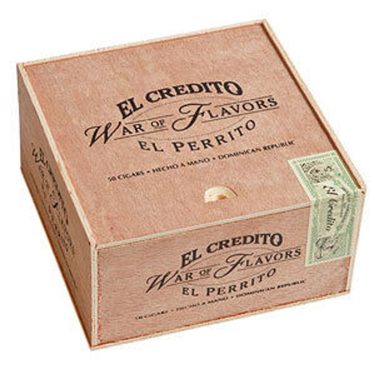 El Credito El Perrito Cigars - 5.5 x 38 (Box of 50)