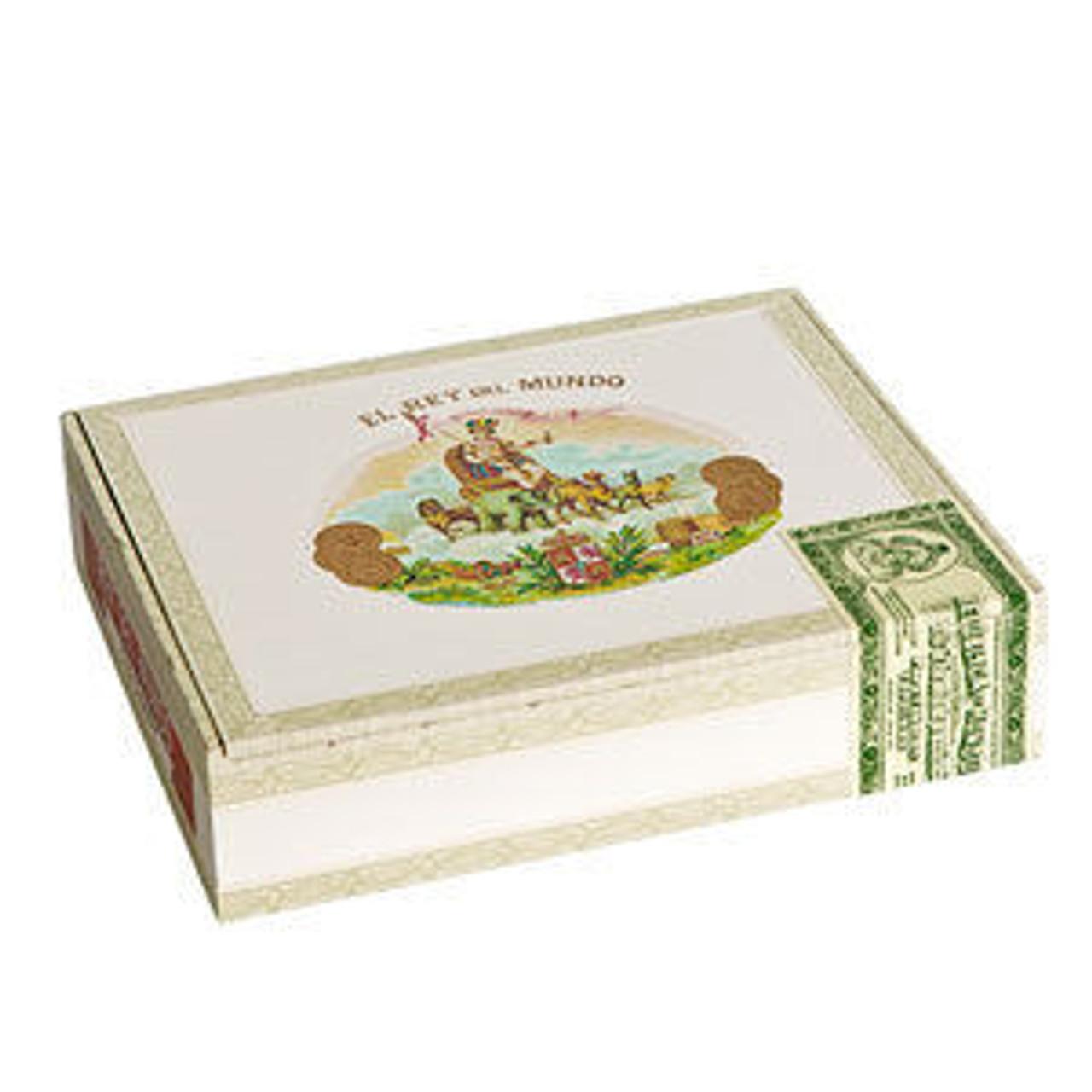El Rey del Mundo Reserva Salado Cigars - 6.0 x 54 (Box of 40)