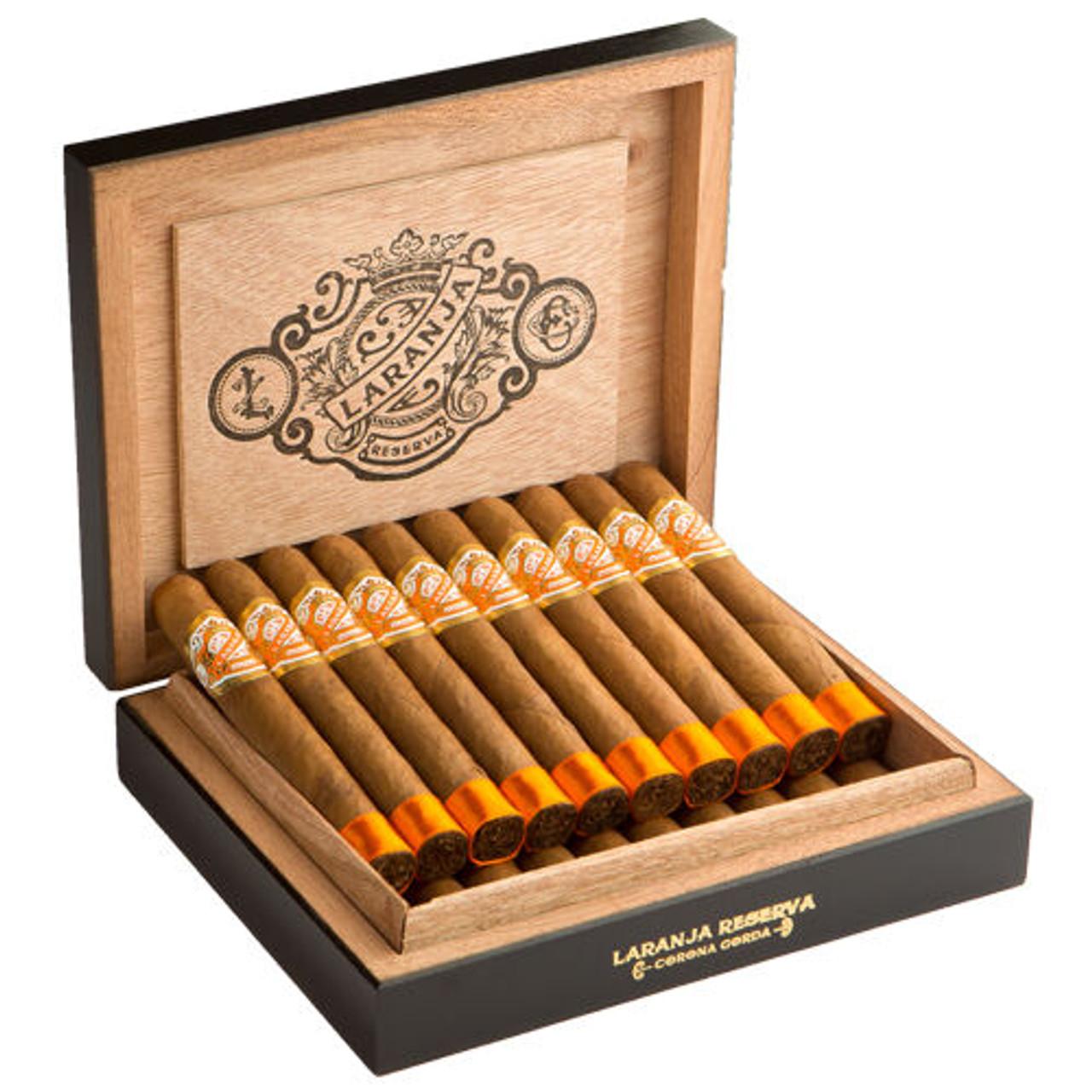Espinosa Laranja Reserva Toro Cigars - 6.0 x 52 (Cedar Chest of 20)
